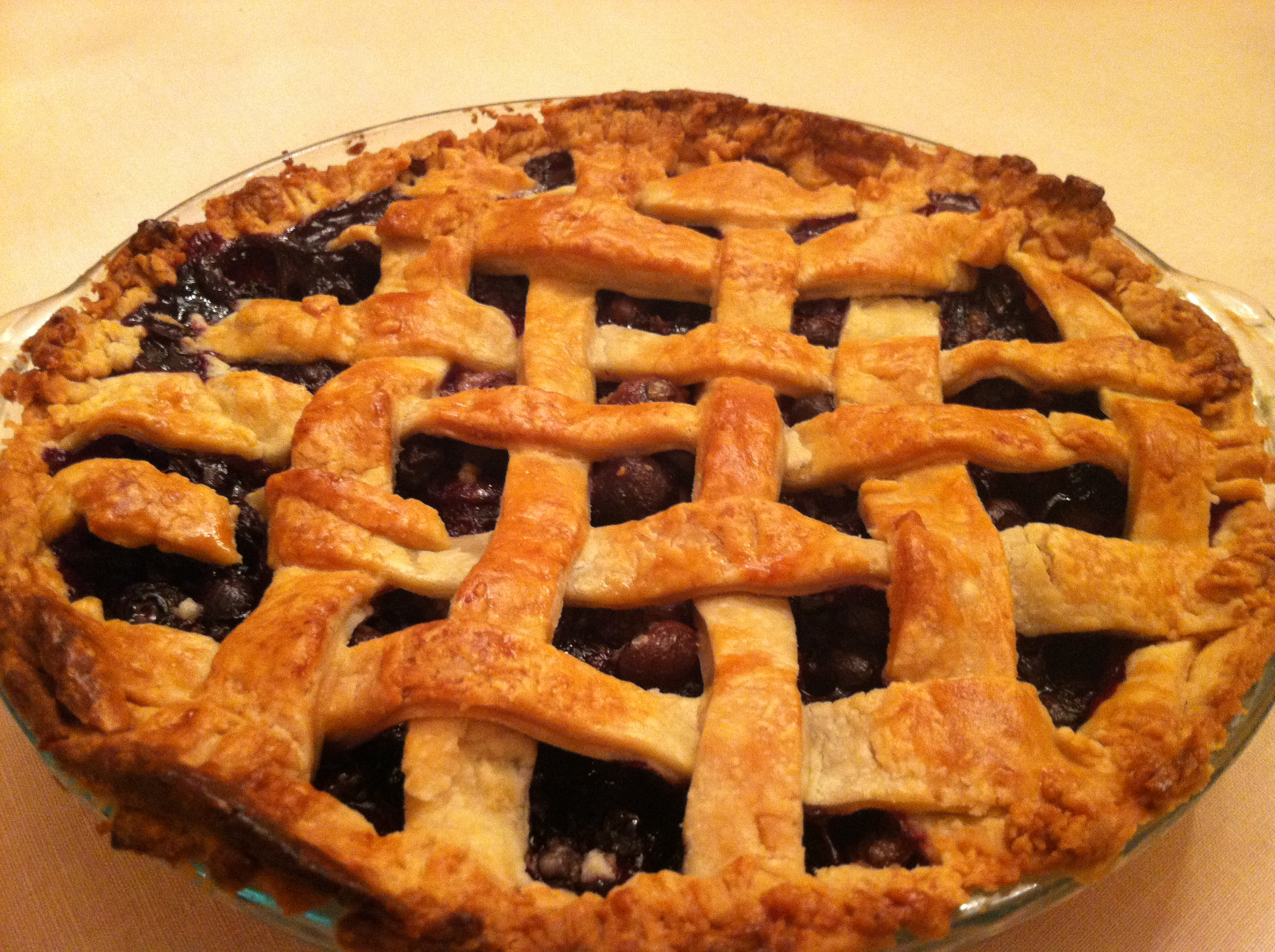 Blueberry Pie Oh Me Oh My!!!! | Two Chums