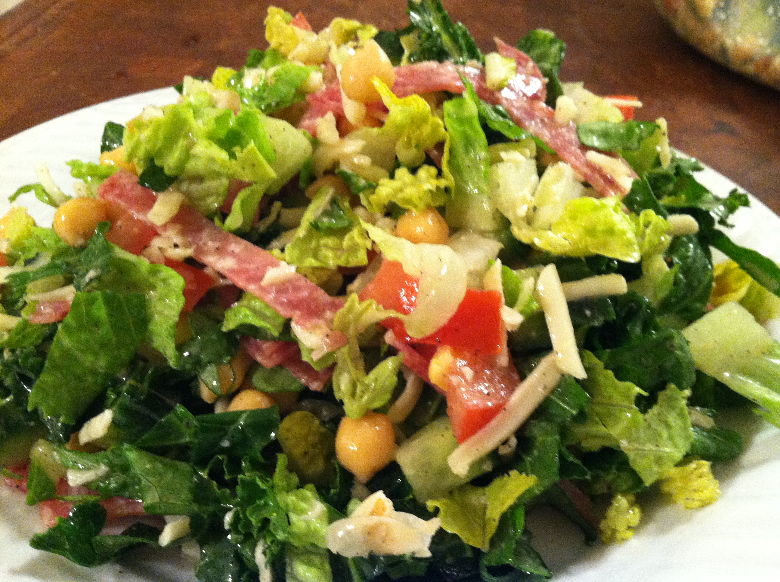 Salad Days – The Classic Chopped Salad | Two Chums