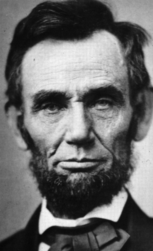 Honest Abe Two Chums