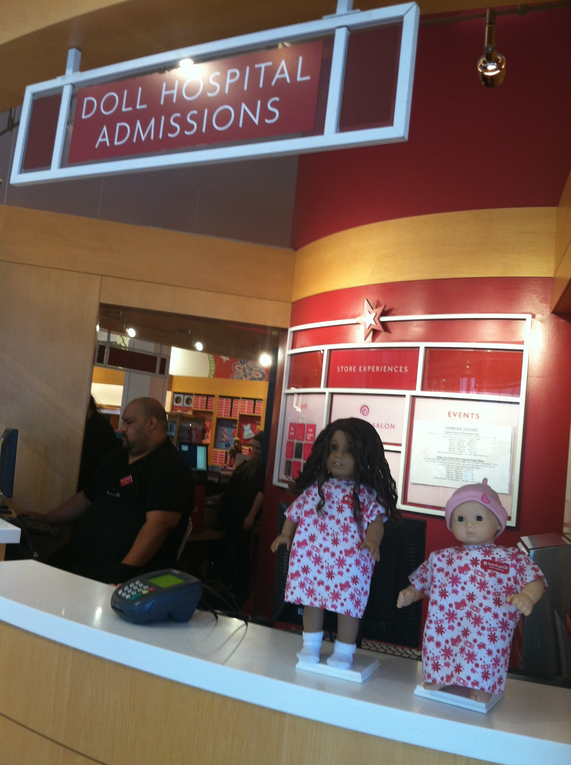 All American Girl Doll Two Chums