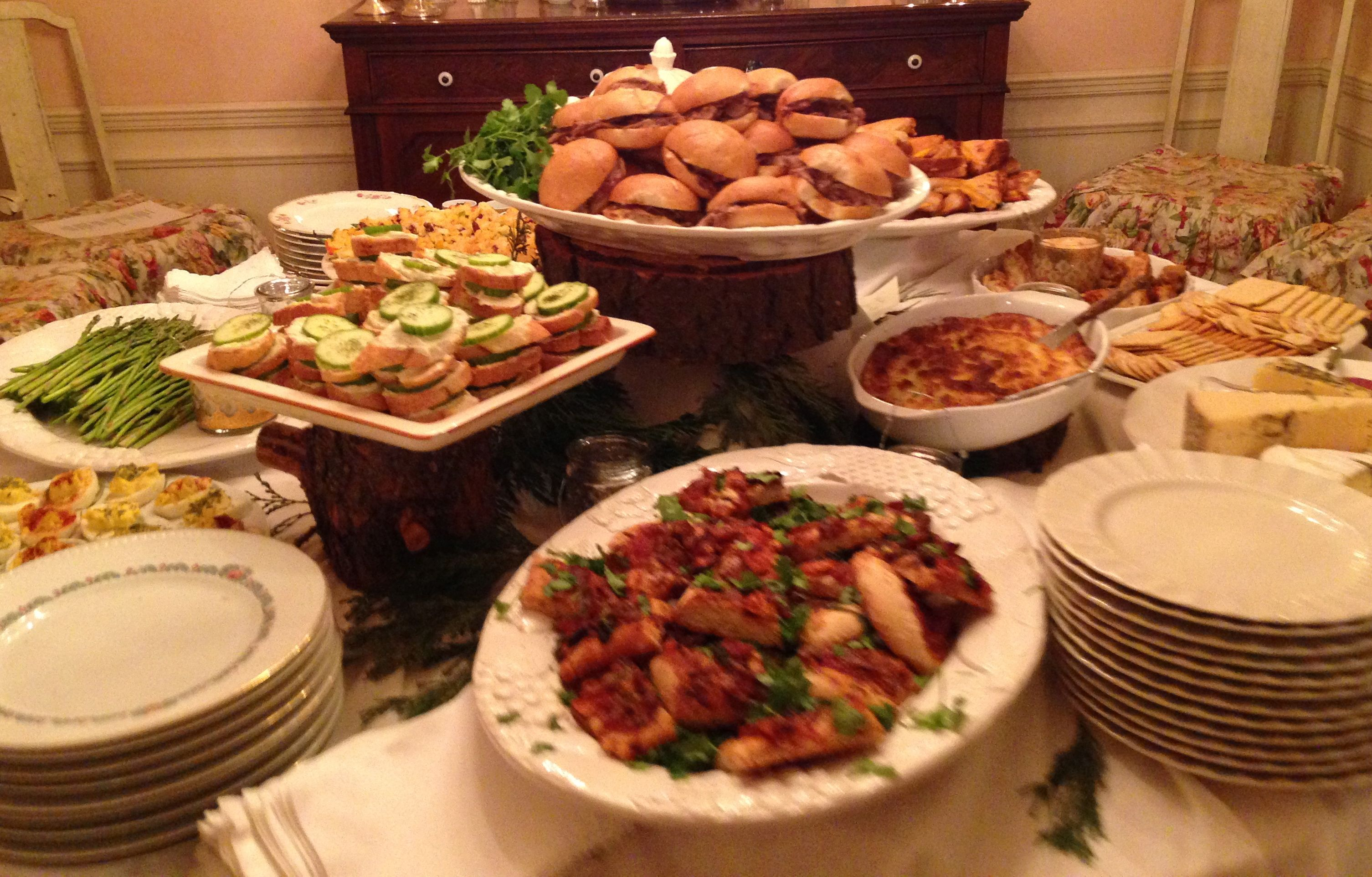 Finger Foods For New Years Eve