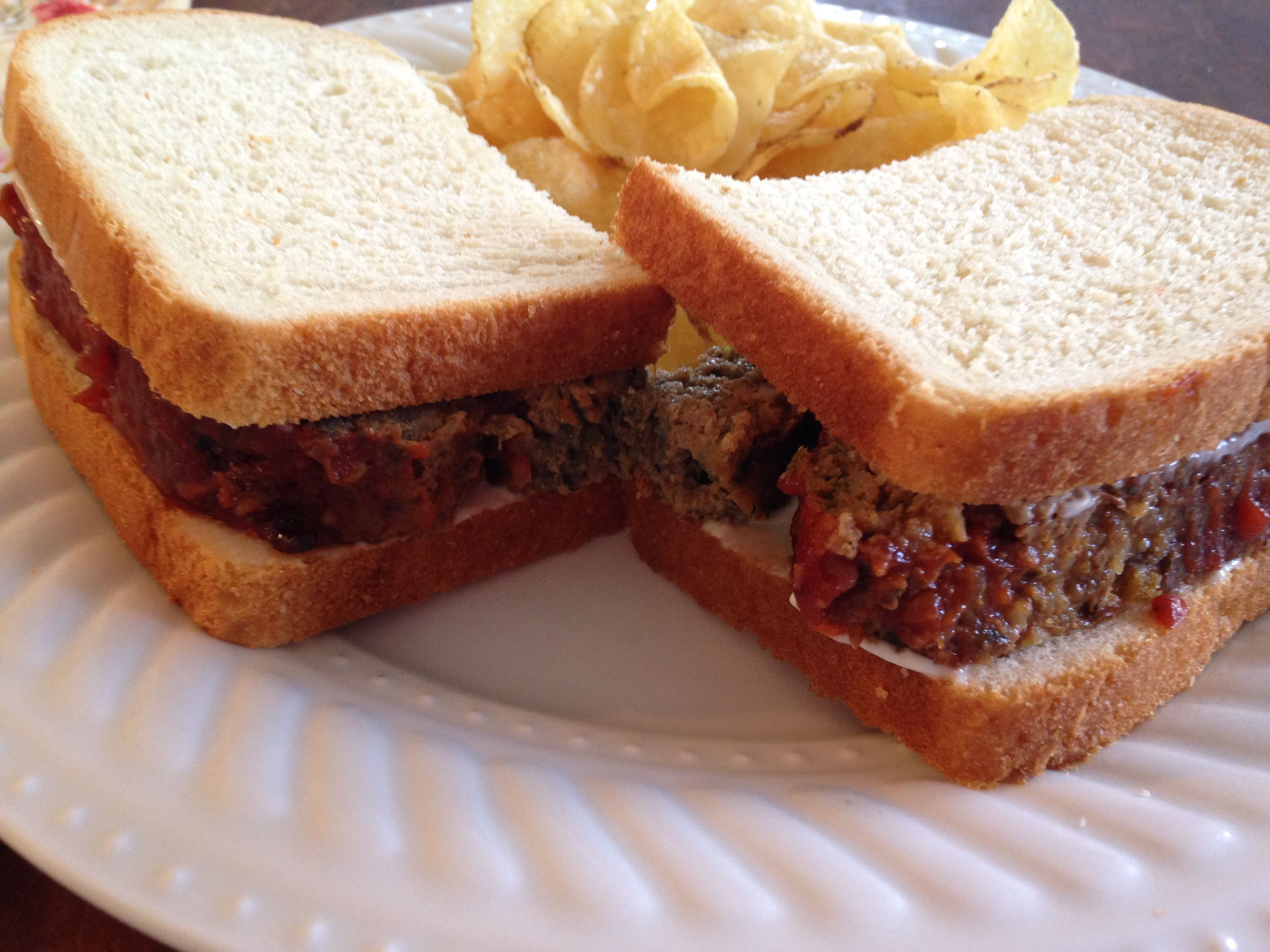 ... meatloaf…. A Story of Meatloaf And Butterscotch Pudding … you know